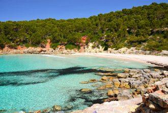 Cala Escorxada Menorca