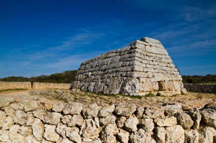 Naveta cultura talayótica