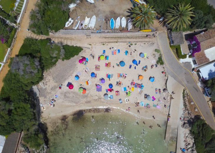 Playa de Binisafúller