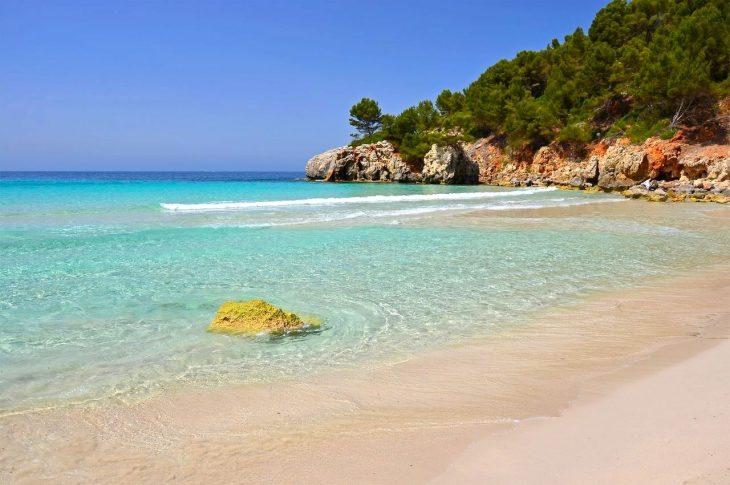 Playa de Cala Escorxada