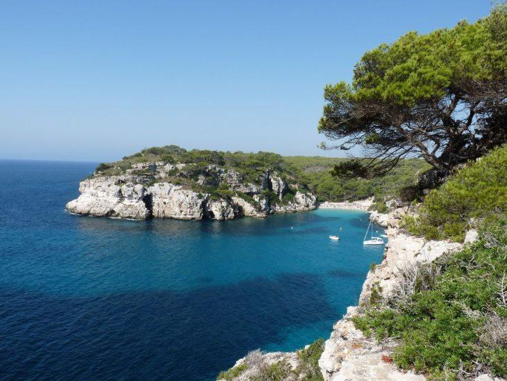 Cala en Fustam Menorca