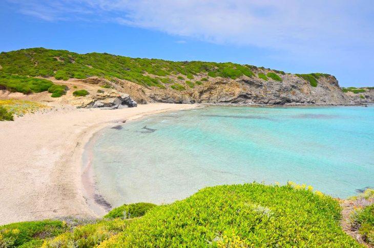 Cala Presili Menorca