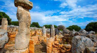 Visitar la Torre d'en Galmés para hacer en Menorca