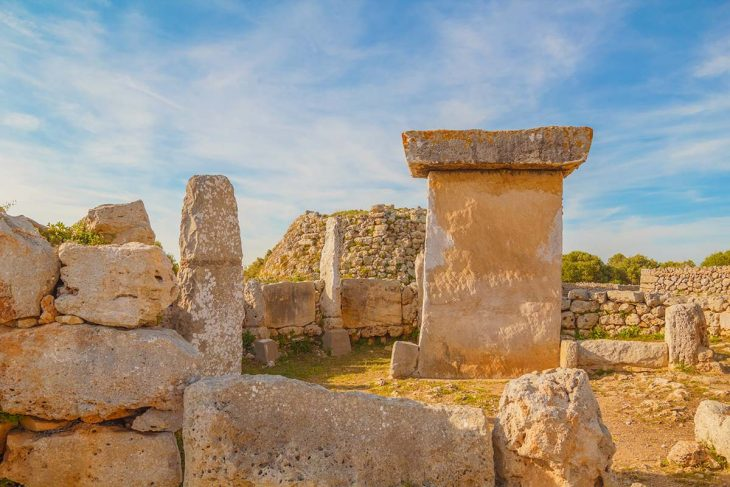 El poblado talayótico de Trepucó: Visitar en Menorca