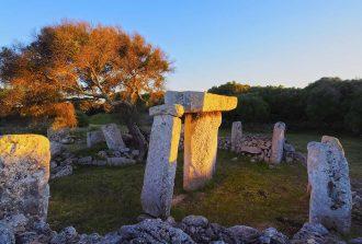 Talati de Dalt: Cultura talayótica en Menorca