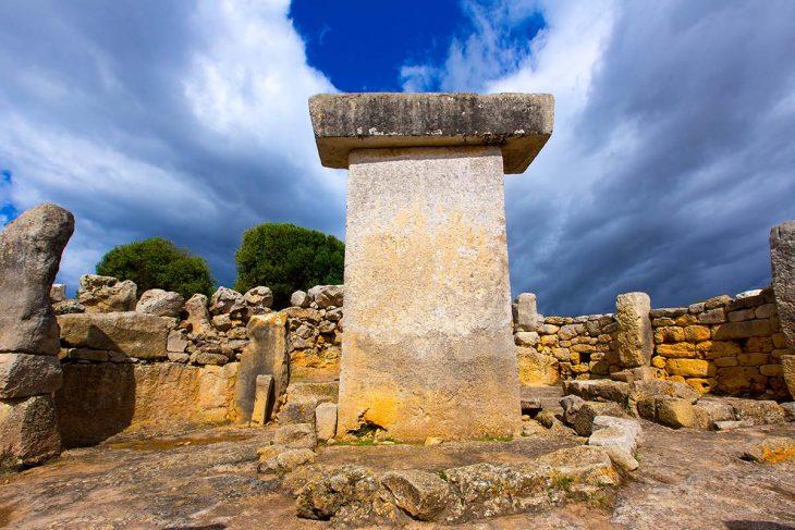 Visitar Torralba d'en Salort en Menorca