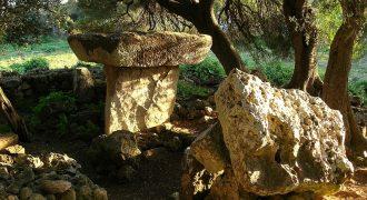 Torrellafuda: poblado talayótico para visitar en Menorca