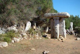 Visitar Torretrencada en Menorca