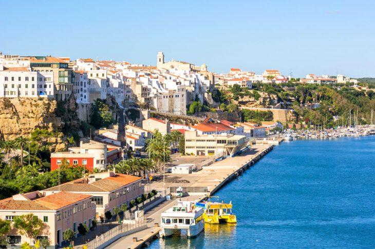 Dónde hospedarse en Menorca: Mahón