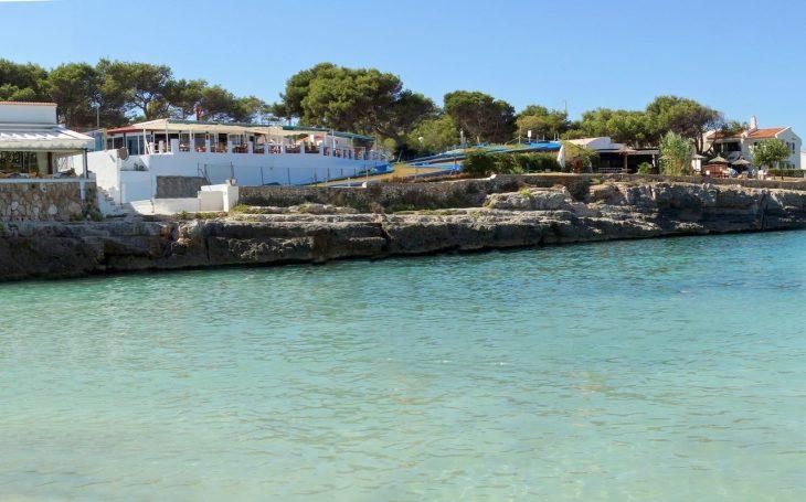 Dónde dormir en Menorca
