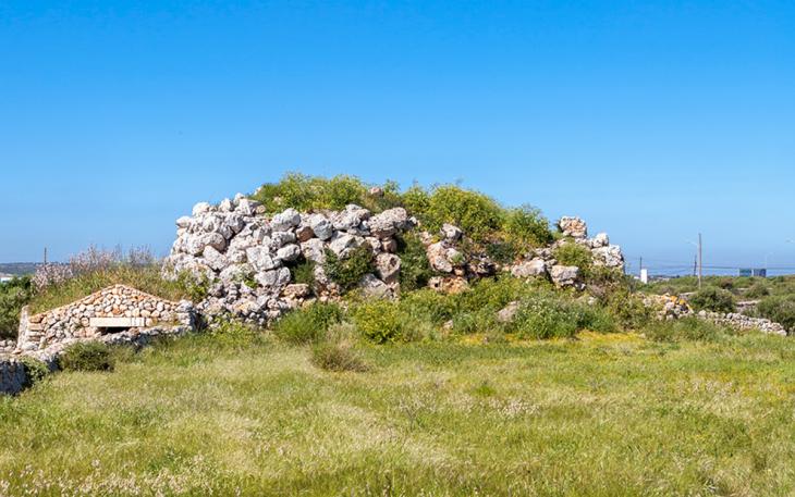 Cómo llegar a Poblado Talayótico de Montefí