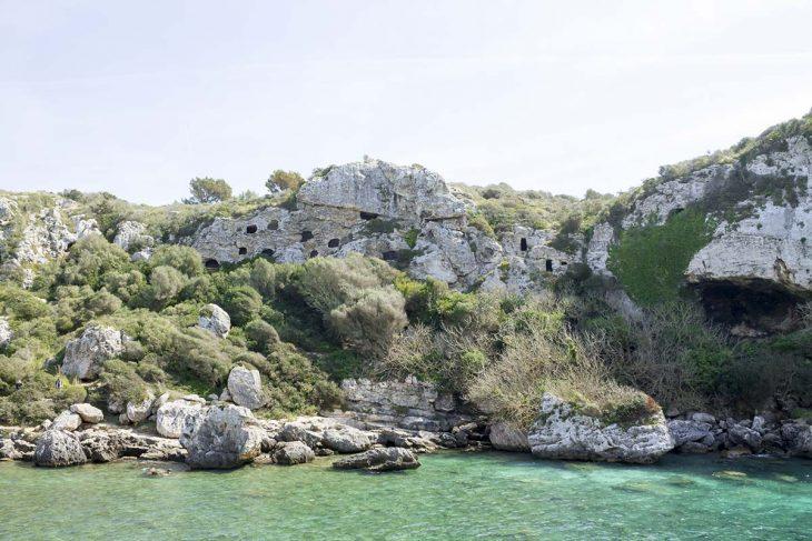 Necrópolis de Cales Coves: características y funciones