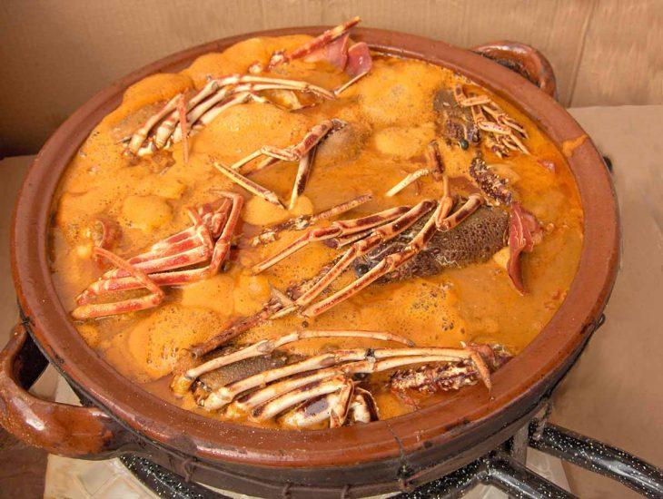 Los Platos típicos de Menorca