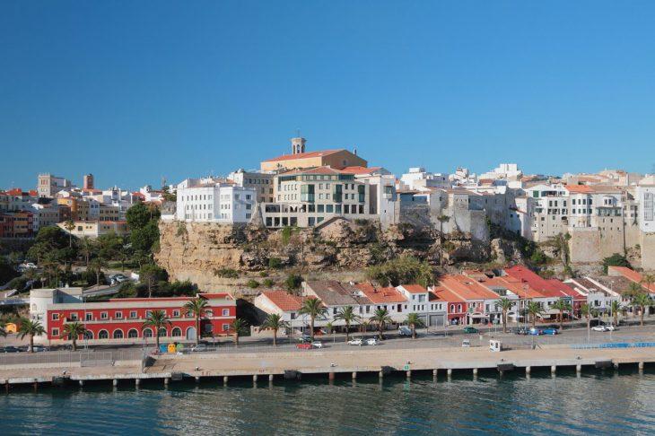 Cómo llegar a Menorca