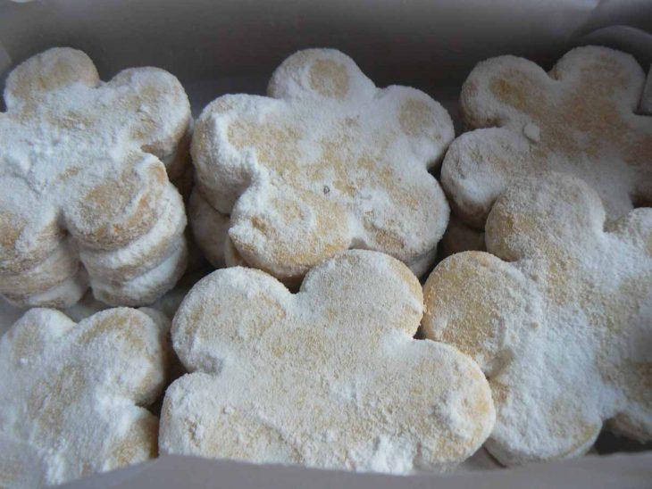 Pastissets: dulces de Menorca