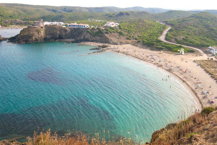 Sa Mesquida Menorca