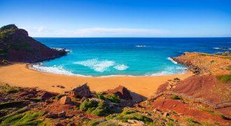 El tiempo en Menorca