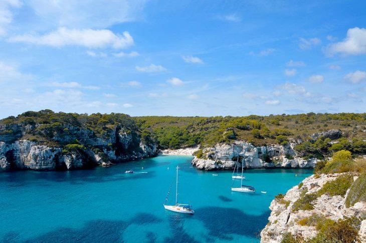 Menorca en Verano