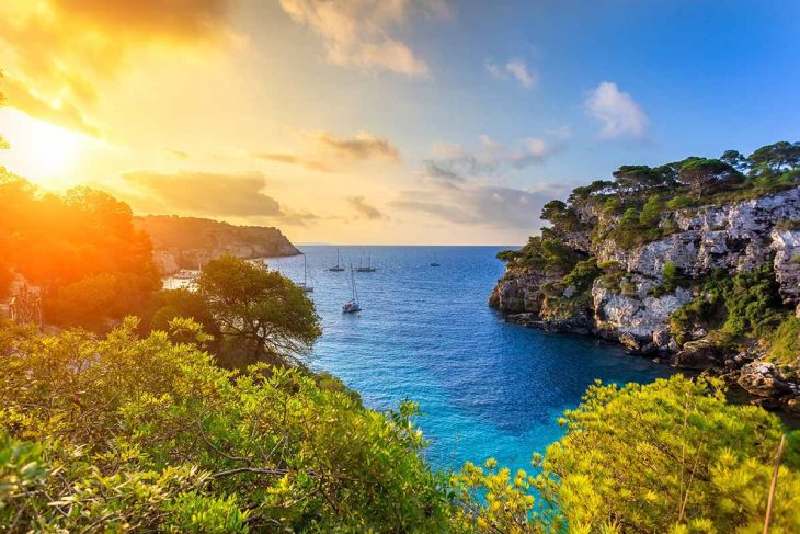 La mejor época para visitar Menorca