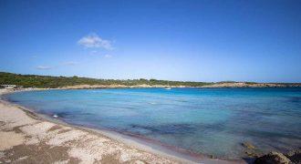 Son Parc: playa bonita de Menorca