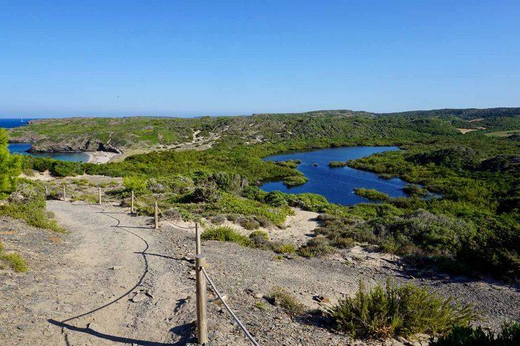 Ver en Mahón: Parque Natural de s'Albufera des Grau
