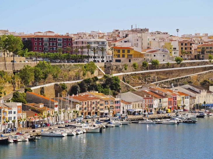 El Puerto de Mahón entre los más bellos para visitar