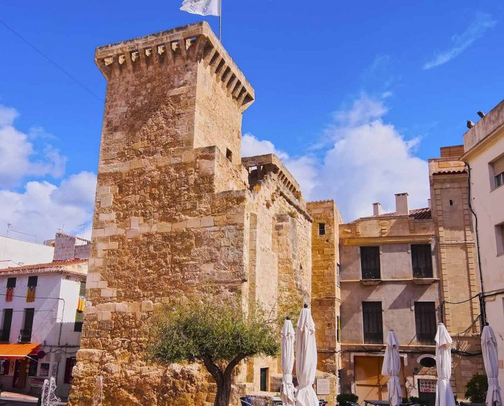 Visitar en Mahón: Bastión de San Roc