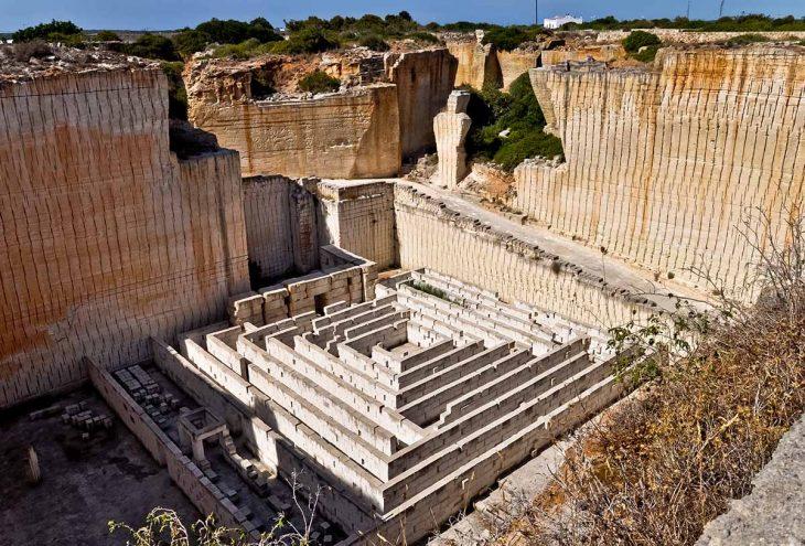 Qué visitar en Ciutadella: Canteras de s´hostal