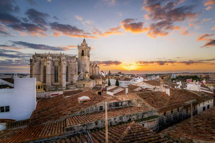 La Catedral de Santa María, un imprescindible para ver en Ciutadella.