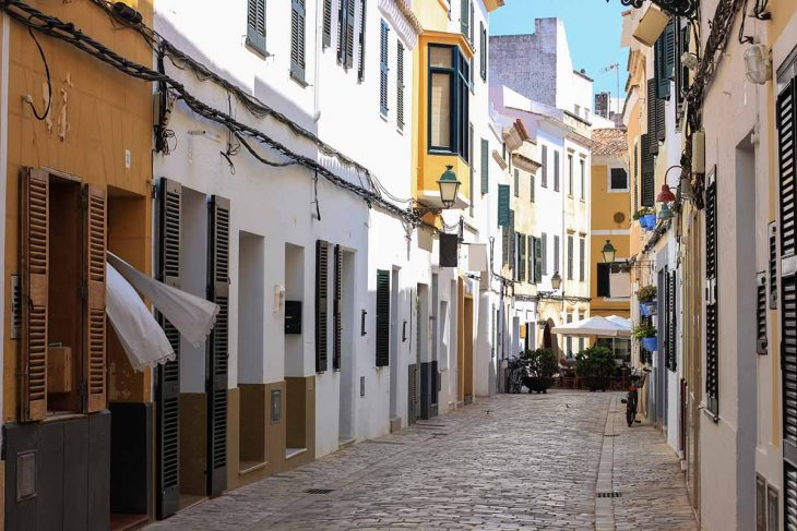 Lugares qué ver en Ciutadella